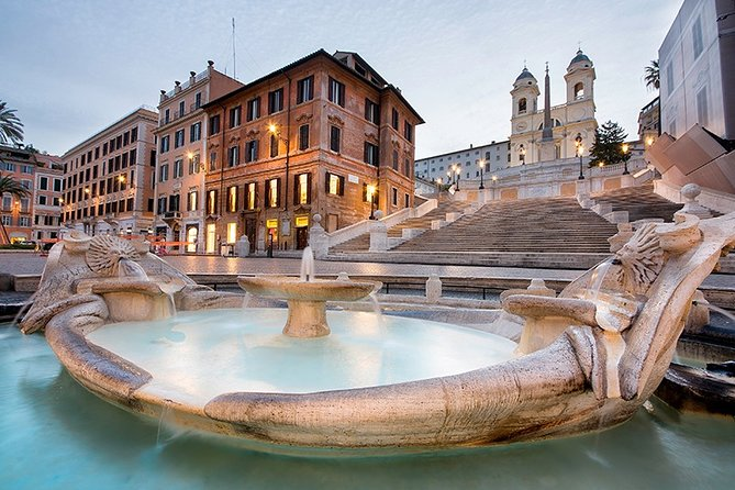 Shore excursion of Rome from the Civitavecchia Port Full-Day Guide included