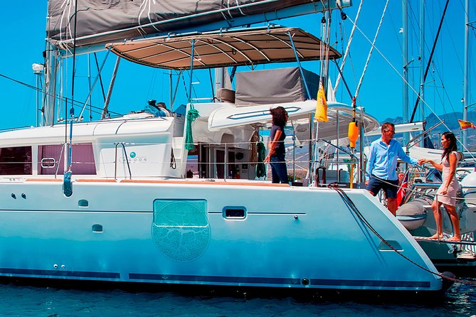 Private Charter On Our Luxury Catamaran