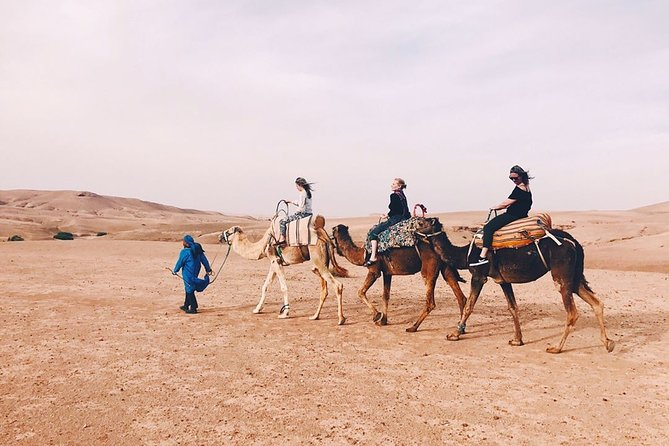 Desert Agafay and Atlas Mountains Tour & Camel ride from Marrakech