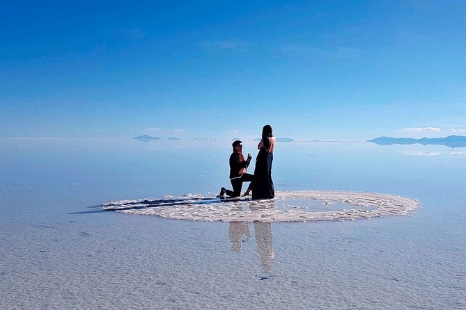 Uyuni Salt Flats Full Day - Private Service + English Speaking Guide