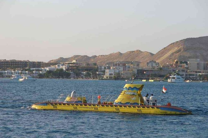Sindbad Submarine Discovery Trip in Hurghada