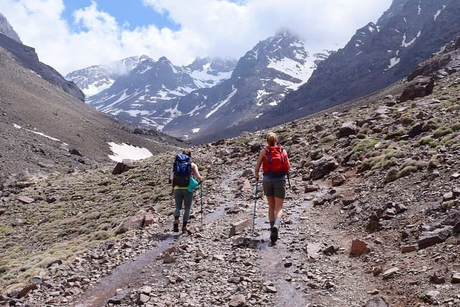 Mount Toubkal and High Atlas Private 3-Days Trek from Marrakech