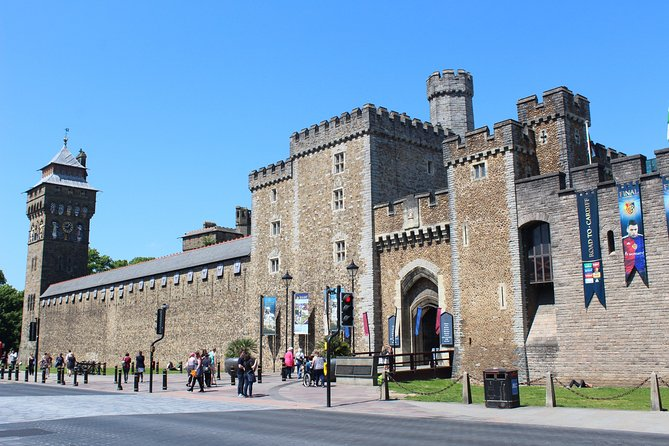 Private Doctor Who Day Tour of South Wales - Castles, Cardiff, and Doctor Who!
