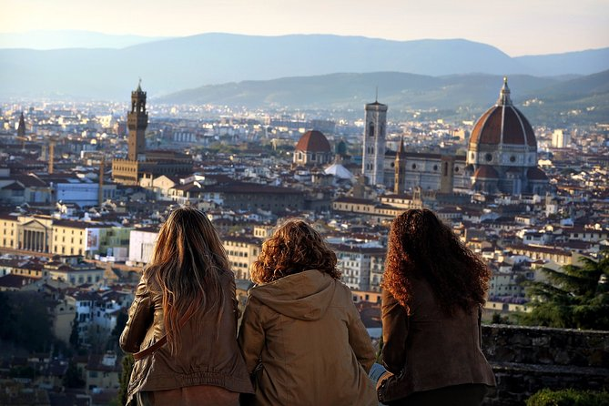 Shared Shore Excursion Livorno Port: Best of Florence and Pisa