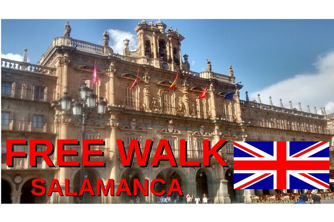 FREE WALK Sightseeing - pay what you like (English)