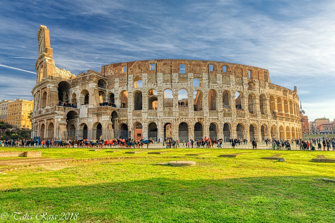 Colosseum, Roman Forum & Palatine Exclusive Walking Entry