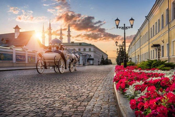 Private Kazan City and Kremlin Tour