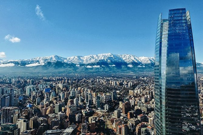 Shopping Private Tour and Sky Costanera in Santiago