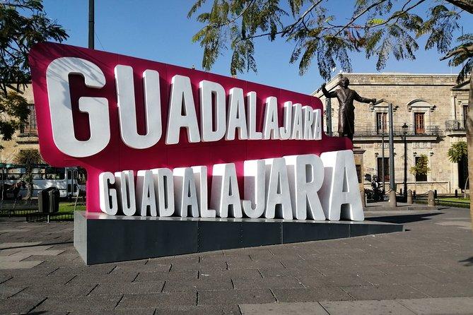 Downtown Old City Guadalajara