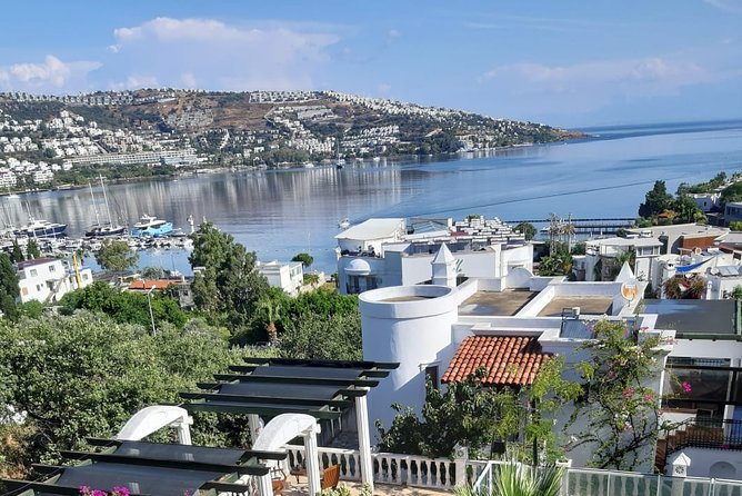 Private Transfers İzmir City or Adnan Menderes Apt to/from Bodrum Resort