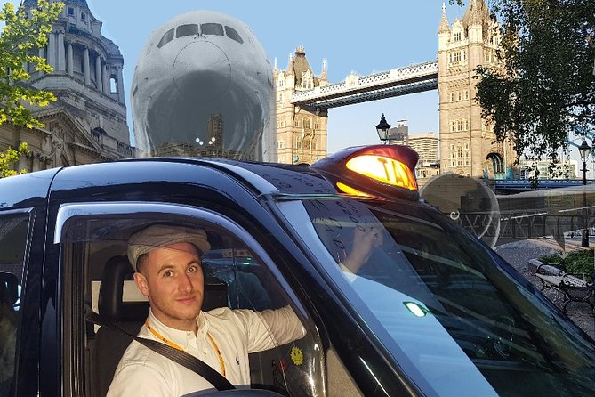 Billy's Black Cab Layover Tour of London