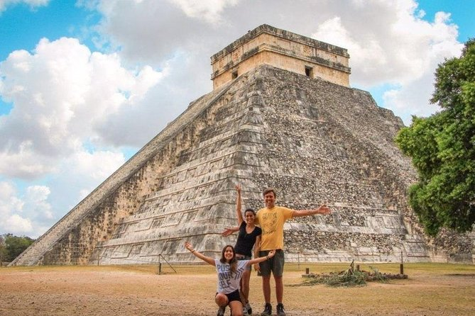 Full-Day Tour of Chichen Itza with Lunch from Cancun or Riviera Maya