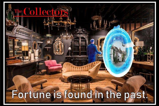 The Collectors (Escape Room)