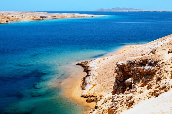 Ras Mohamed National Park from Sharm El Sheikh