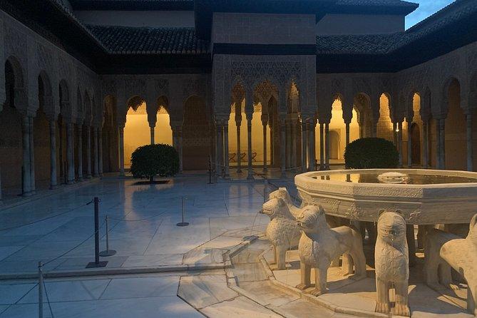 Alhambra: Visita Noturna aos Palácios Nasridos