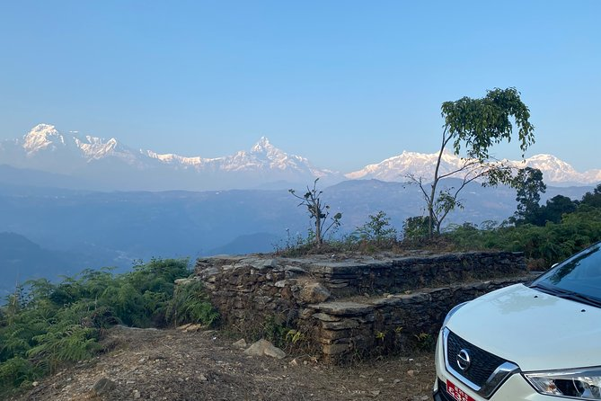 Kathmandu to Pokhara transfer by private air conditioned car