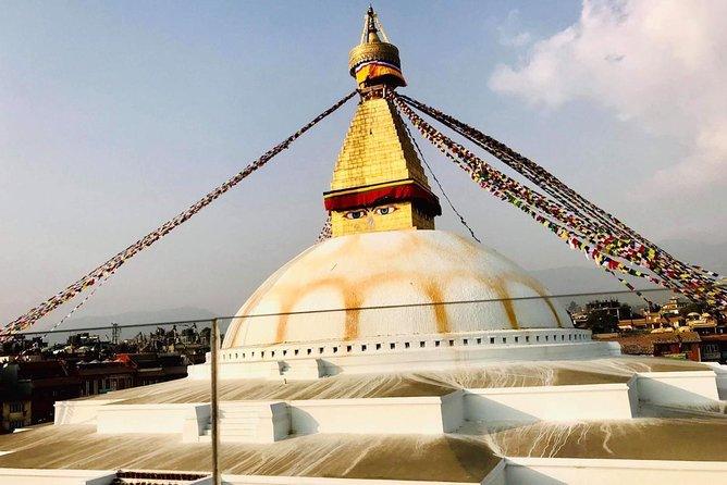 Walking Tour of Kathmandu with licensed guide