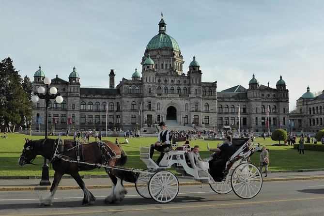 The Best of Victoria Walking Tour