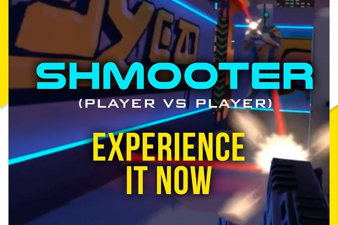 VR Player vs Player - Shmooter