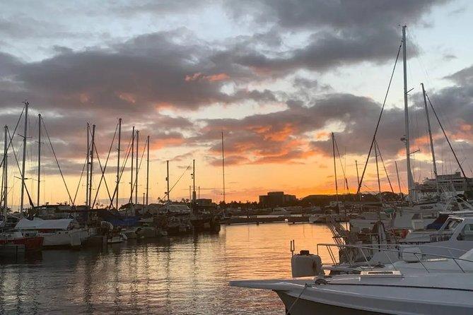 Private Sunset Boat Cruise in Waikiki