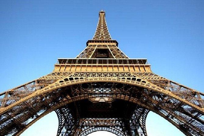 Eiffel Tower Skip The Line Summit Option with Opera Garnier & Seine River Cruise