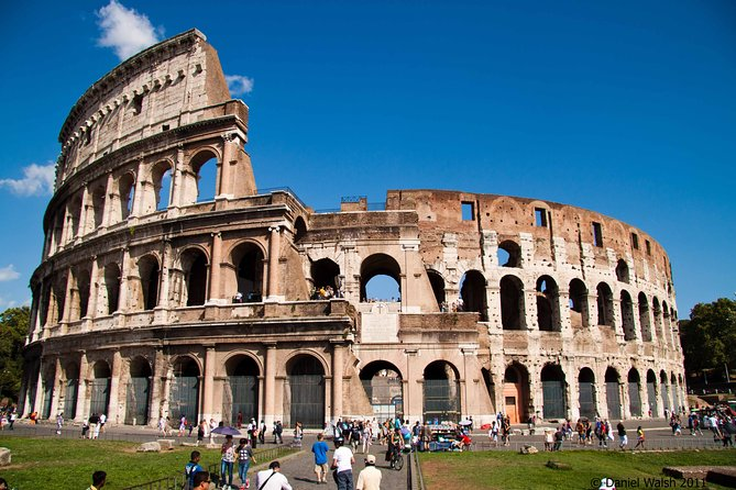 Skip-the-line Fast Access Colosseum, Roman Forum, Platine Hill