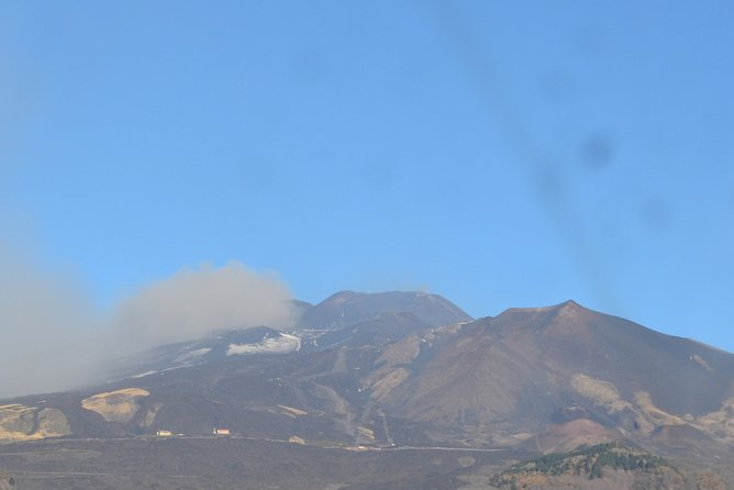 Etna Tour 3000m - Pickup Time 08:30 from your Hotel