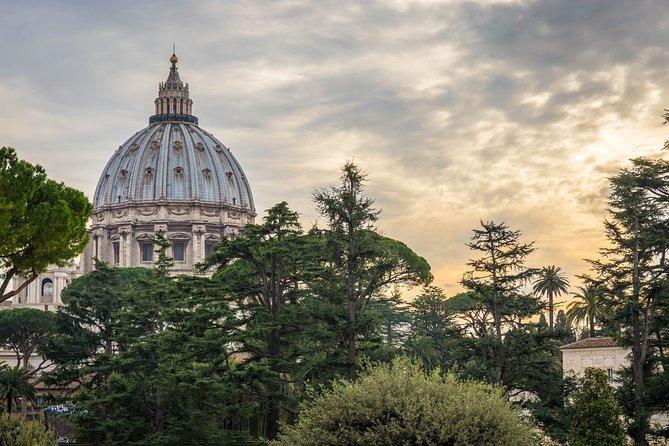 Fast Track No Wait Entrance: Vatican Museums & Sistine Chapel Ticket
