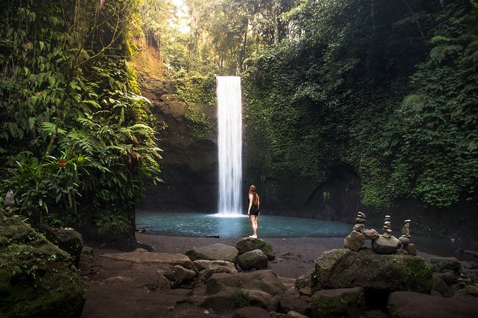 Full-Day Private Guided Sightseeing Tour of Bali Waterfalls