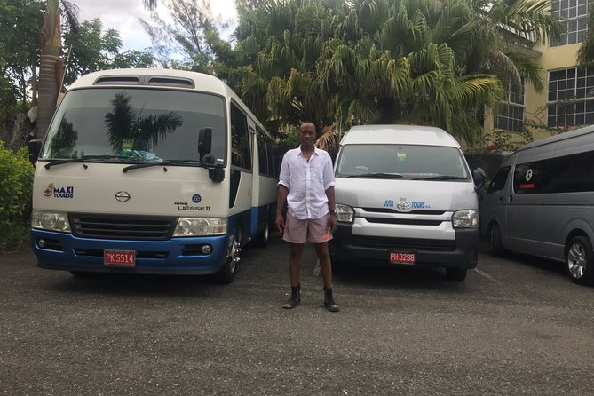 Private Ocho Rios Highlights Tour with Pickup