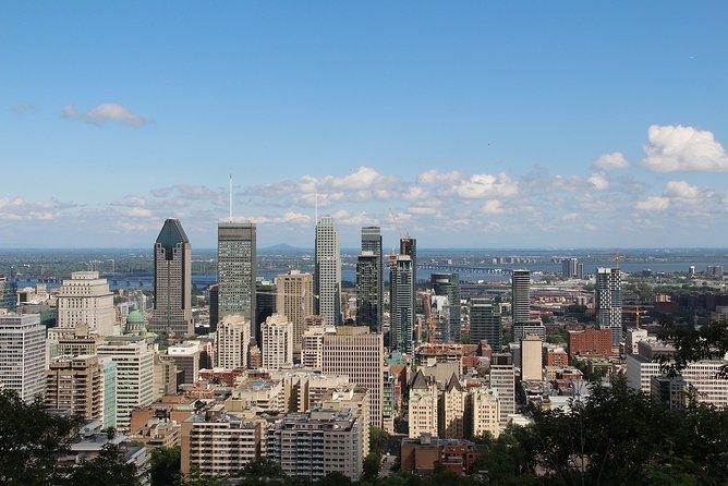 Romantic tour in Montreal