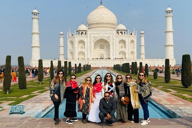 Private 5 Days Golden Triangle Tour of India-All Inclusive
