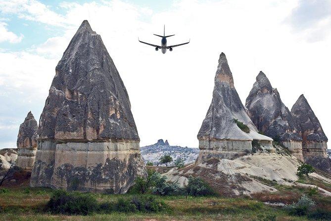 Cappadocia by Flight Day Trip from Antalya