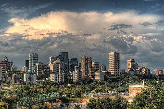 The Best of Edmonton Walking Tour