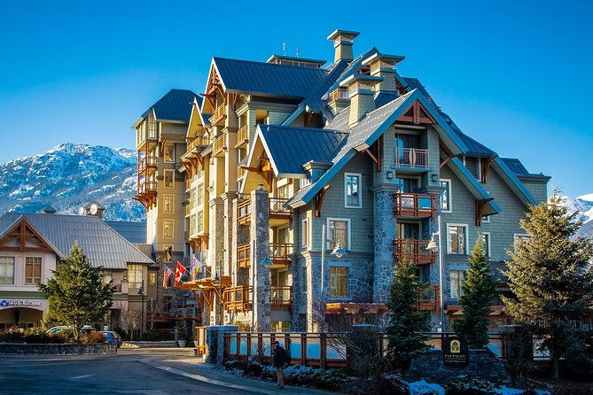 The Best of Whistler Walking Tour