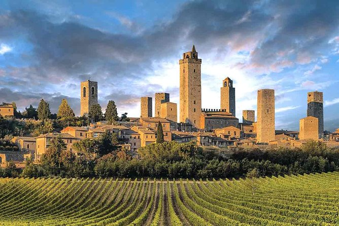 Livorno Port Shore Excursion: Tuscany Siena and San Gimignano Lunch&WineTasting