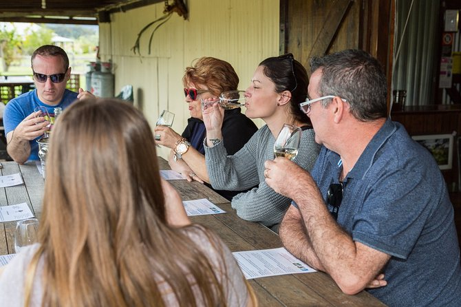Tasting at Hanging Tree Wines