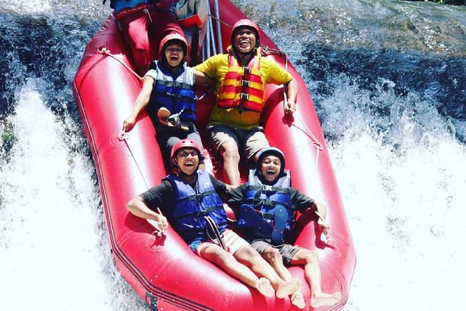 Private Tour - White Water Rafting And Ubud Monkey Forest