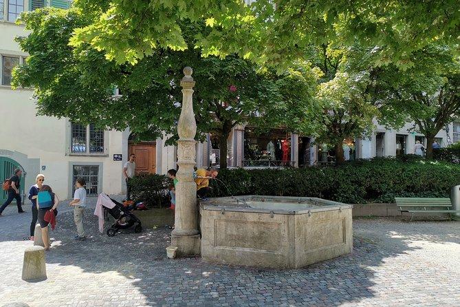 Zürich Fontaines