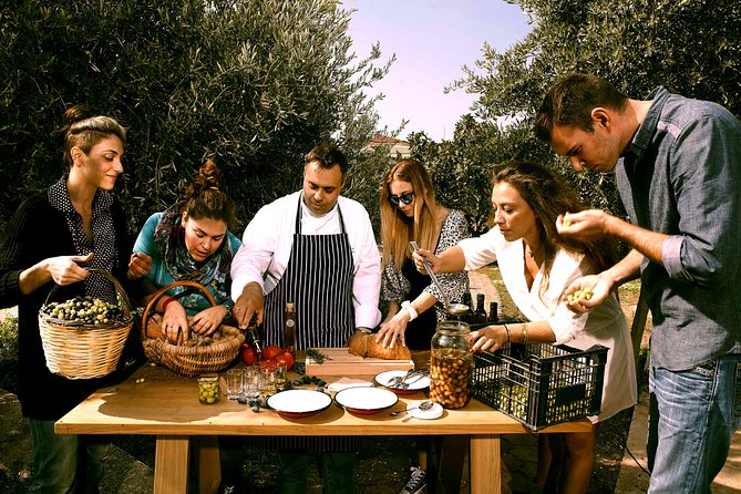 Gourmet Olive Oil Tasting & Permaculture Farm Tour including Lunch