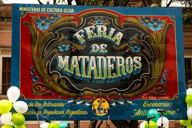 Half Day Private Tour Discovering San Telmo And Mataderos Fairs