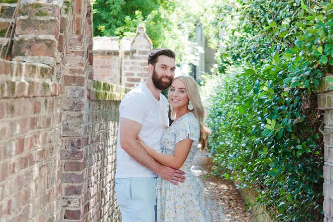 Get a Photoshoot and a Tour in Charleston