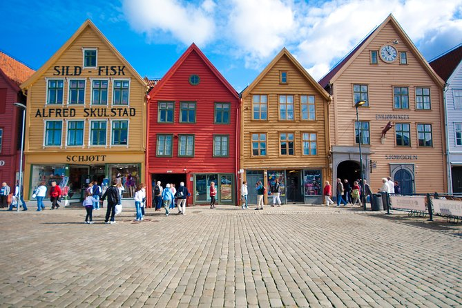 Private Walking Tour of Bergen