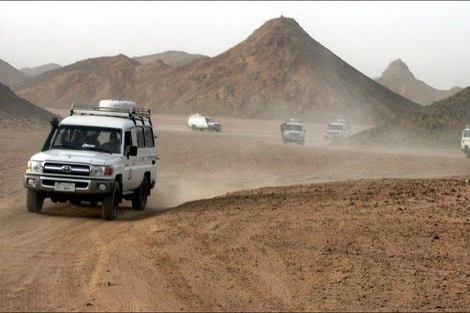Full Day Safari Adventure to El Fayoum Oasis (4x4)