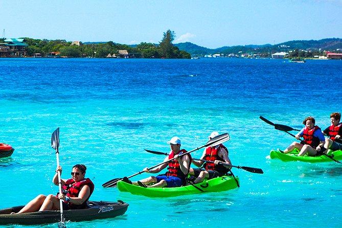 Shore Excursion: West Bay Sea Kayak and Reef Snorkel