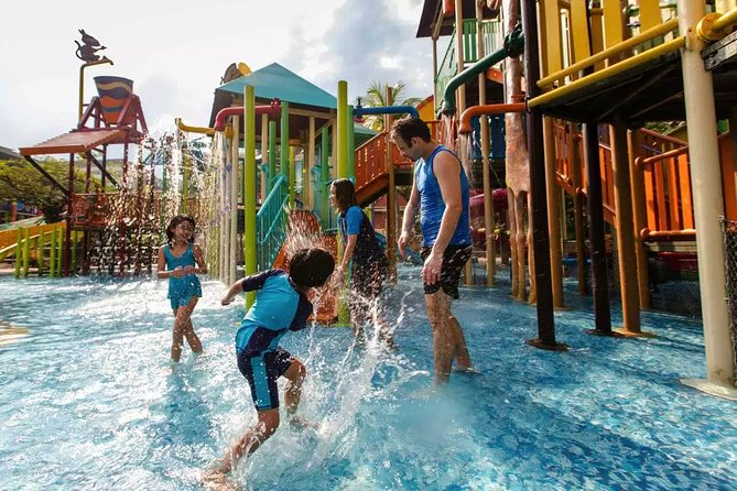 Sunway Lagoon Theme Park Ticket With Return Transfer