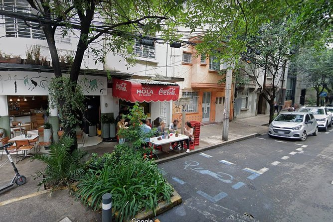 Virtual tour: Street food of Mexico City