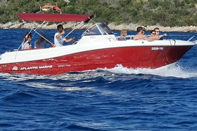 Private Speed Boat Tour (5 Islands) from Trogir or Split
