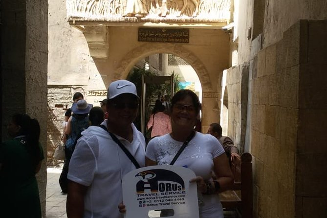 Tour to Jewish,Coptic and Islamic Cairo + Felucca ride on Nile River
