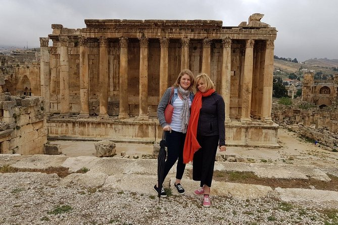 Private Tour to Baalbek, Hike in Chouf and Wine Tasting from Beirut